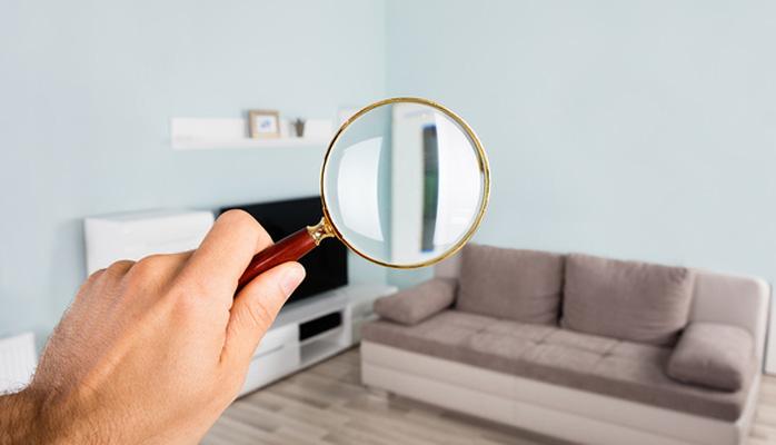 Certified home inspector