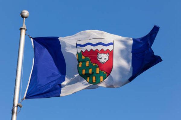 Northwest Territories, Canada Flag